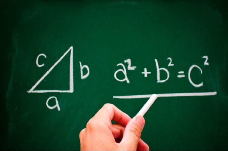 Clases de mates, física, química y dibujo tecnico