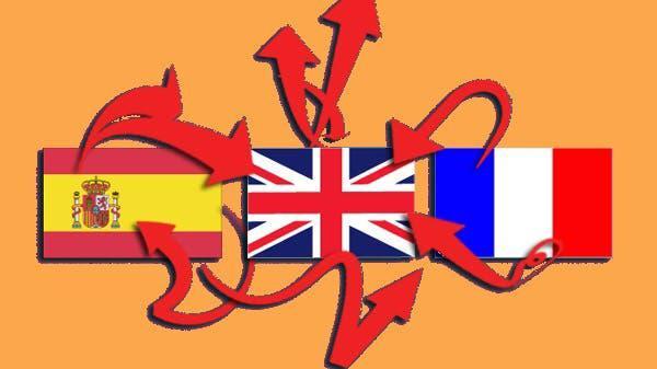 Clases particulares inglés/francés/lenguaje