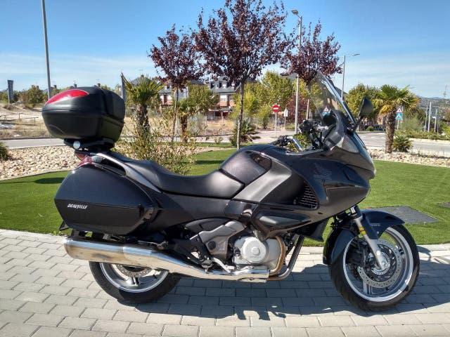 Honda nt 700v abs deauville