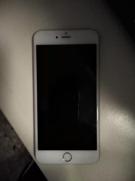 Iphone 6s plus blanco 32 gb