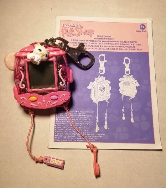 Lps mascota virtual littlest pet shop