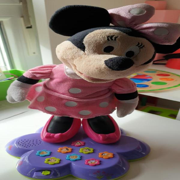 Minnie musical ( pilas) con canciones y cuentos