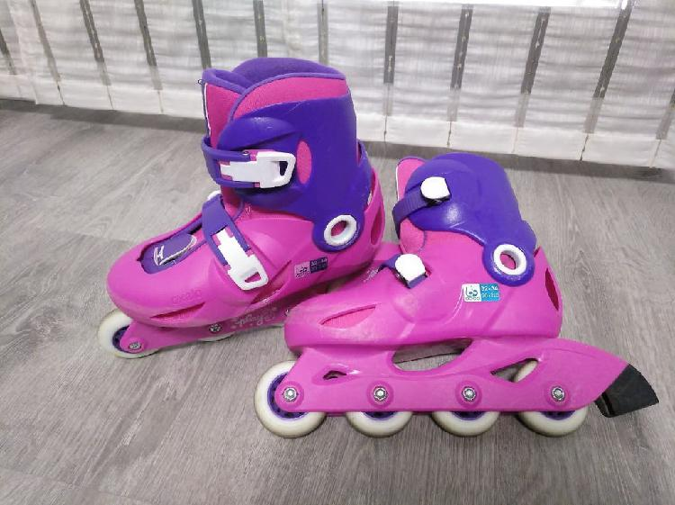 Patines oxelo play3 talla 32-34