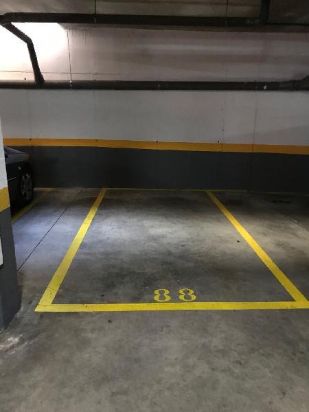 Plaza garaje leganés norte