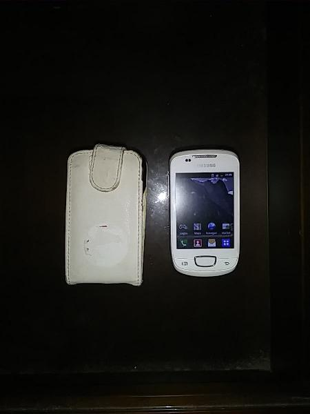 Samsung galaxy mini leer descripcion