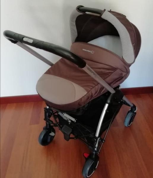Silla de paseo 3 piezas bebé confort