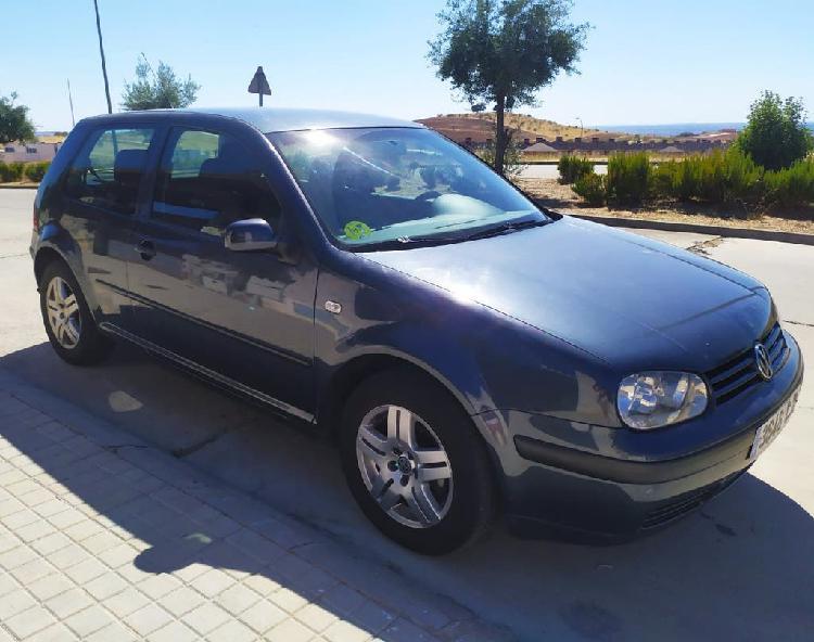 Volkswagen golf iv del 2003 1.6 3p