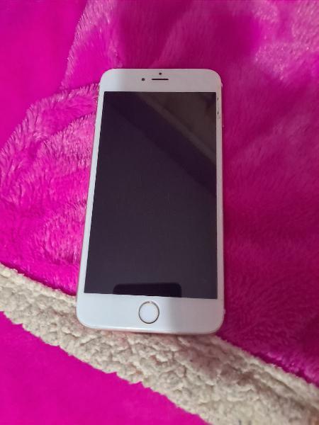 Iphone 6s plus gold rose