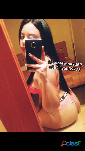 Natasha guarra caliente disponible para shows xxx!