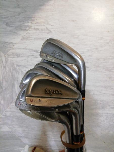 Palos golf lynx juego completo de mujer