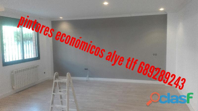 Pintor en valdemoro. dtos. otoño 689289243 españoles y conomicos