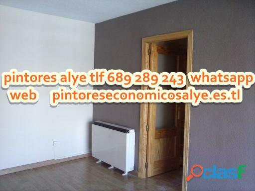 pintor en valdemoro. dtos. otoño 689289243 españoles y conomicos 6