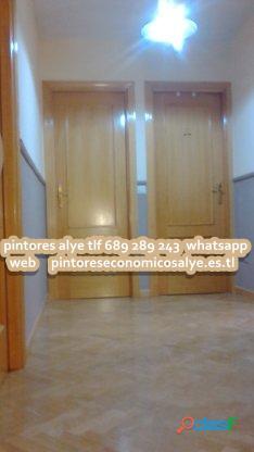 pintor en valdemoro. dtos. otoño 689289243 españoles y conomicos 4