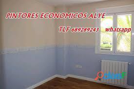 pintor en valdemoro. dtos. otoño 689289243 españoles y conomicos 2