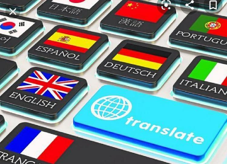 Traducción de inglés, holandés, yugoslavo, ruso
