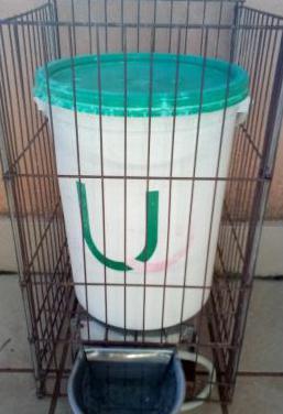 Bebedero automático gaun 25 litros