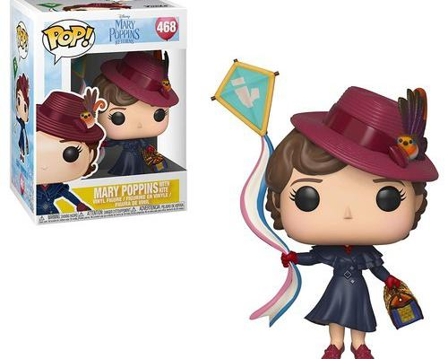 Funko pop disney: mary poppins - mary with kite
