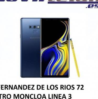 Galaxy note 9 512gb azul impecable telef mas c...