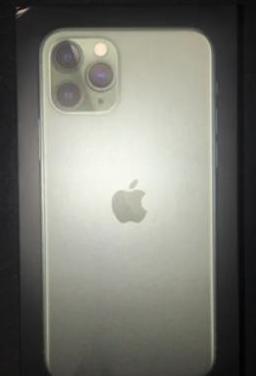 Iphone 11 pro 512 gb - verde