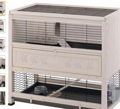 Jaula conejo o roedores