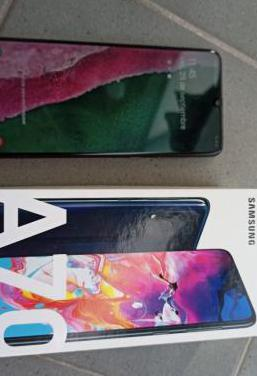 Samsung galaxy a70 6/128 libre
