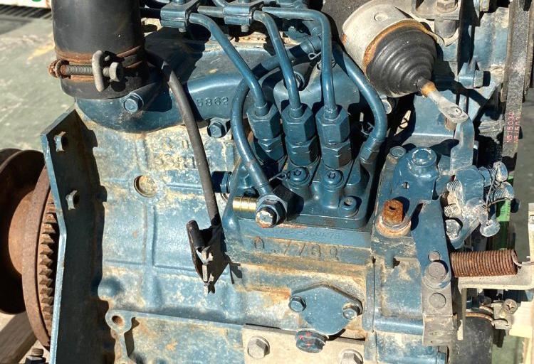 Venta de motor kubota d782 en valencia