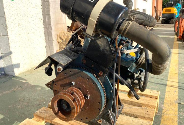 Venta de motor kubota d850 en valencia