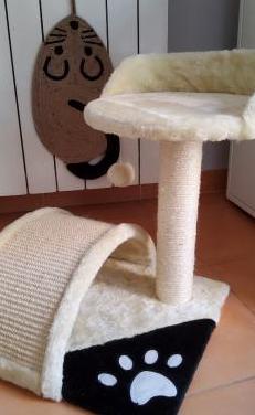 Rbol rascador gatos