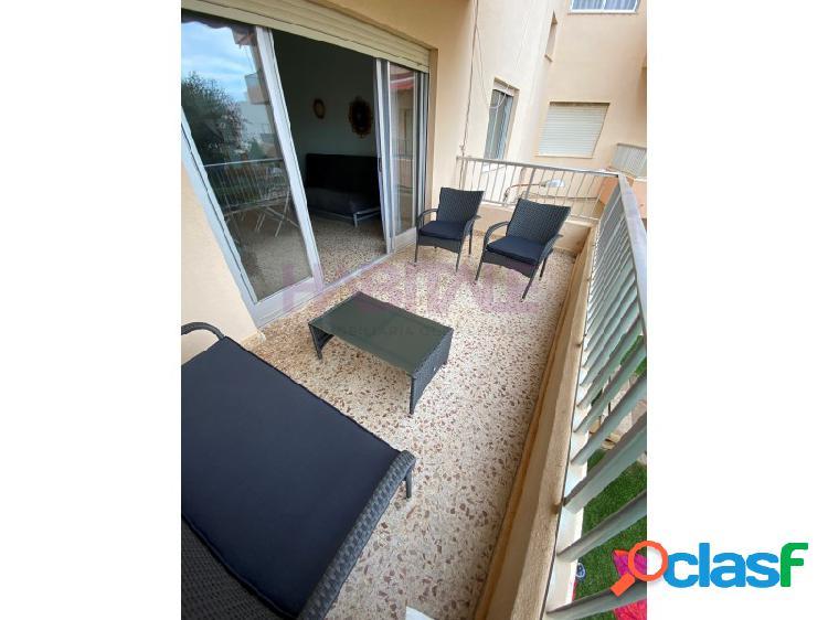 *** estupendo piso en el perello (pouet) con dos terrazas y garaje ***