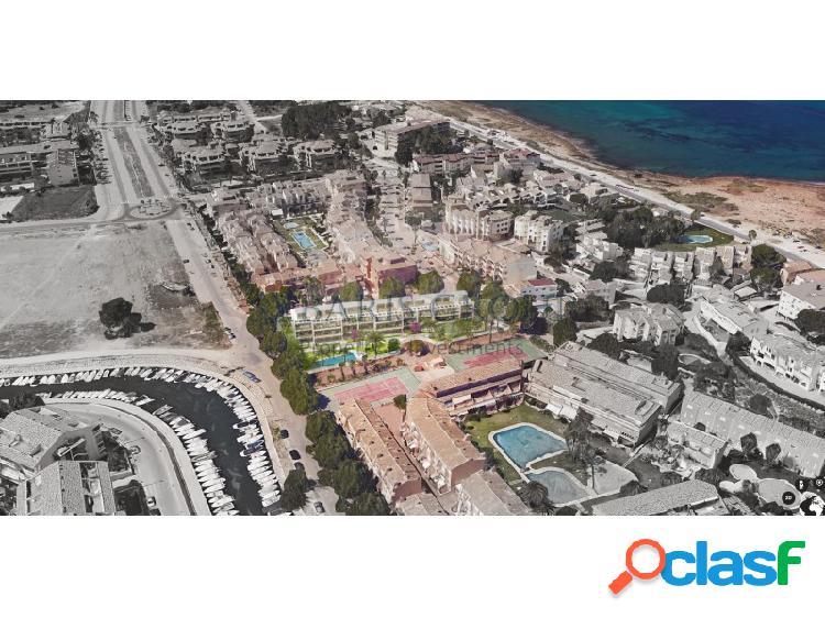 27 viviendas en Javea, Marina Alta