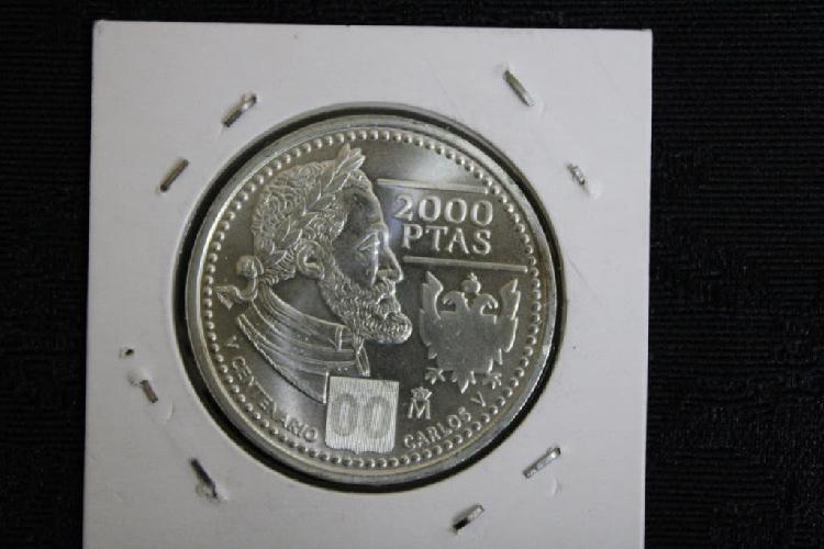 2000 pesetas año 2000