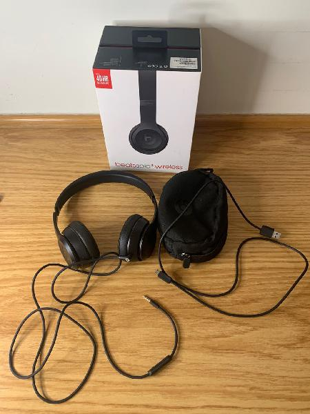 Beats solo 3 wireless bluetooth