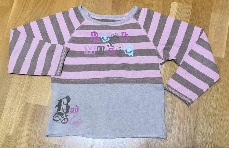 Camiseta abrigo niña 8-9a.