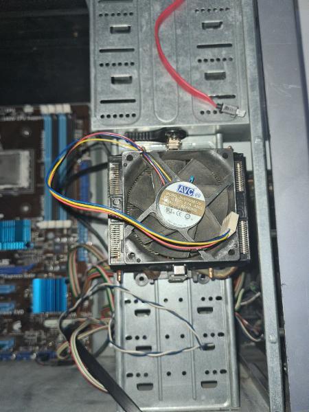 Disipador de pc ( ventilador de procesador)