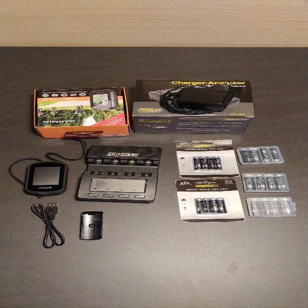 Gps garmin e35 touch + accesorios