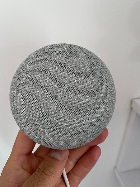 Google home mini 1ra generación.