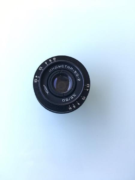 Industar 50 f3,5 m42