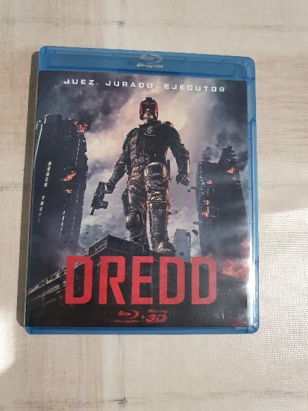 Juez dredd (blu-ray + versión 3d)
