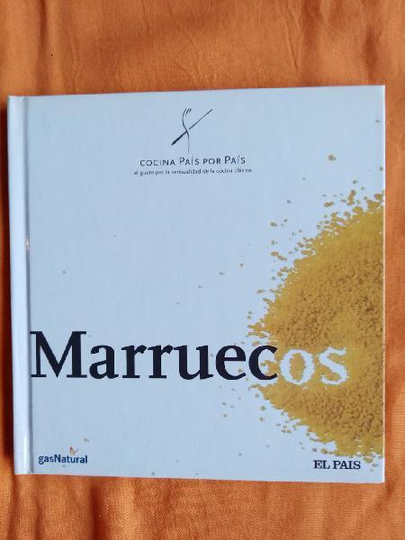 Marruecos. cocina país por país.