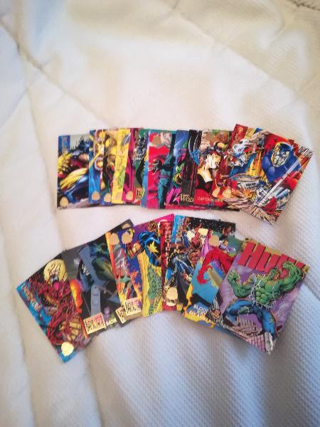 Marvel universe 1994