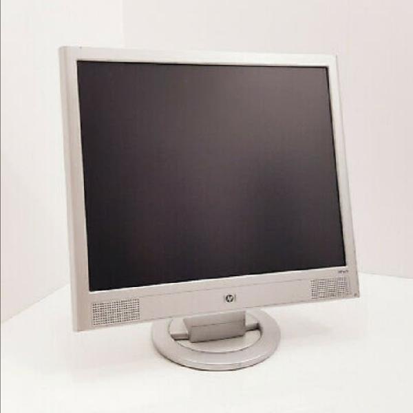 Monitor hp lcd 19 con altavoces
