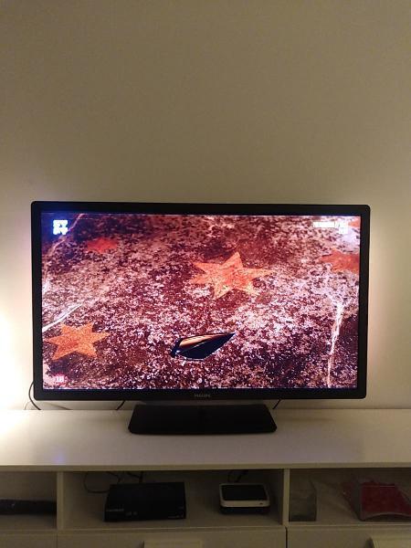 Phillips 7000 series smart led tv