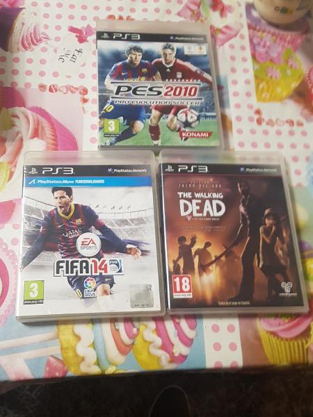 Playstation3 - pack de juegos