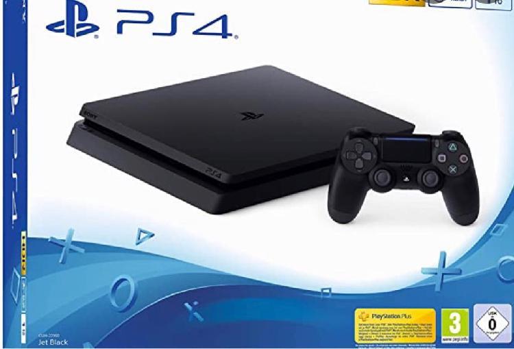 Ps4 1000gb + juegos digitales