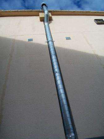 Reparación campanas extractoras de humos en madrid,cocinas