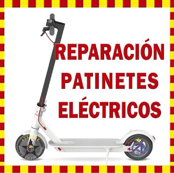Reparación de patinetes electricos cornella