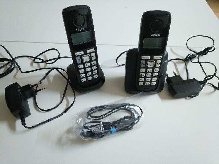 Teléfono duo gigaset