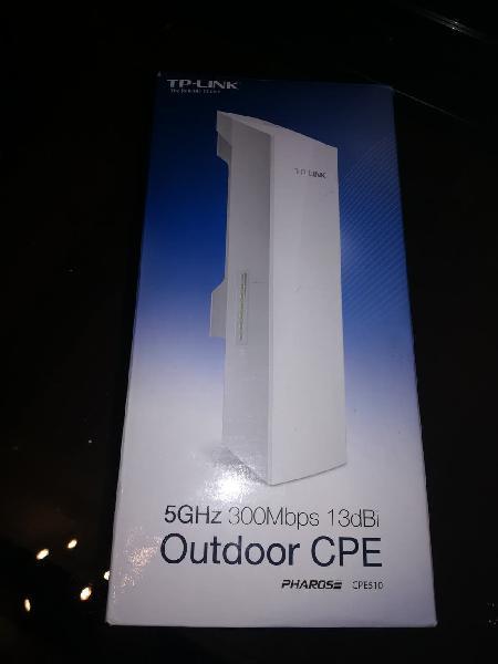 Tp link antena wiffi punto de acceso cpe510