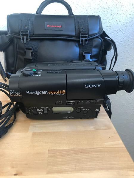 Video 8 sony video8 filmadora y accesorios