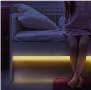 Luz de noche de movimiento, tira led